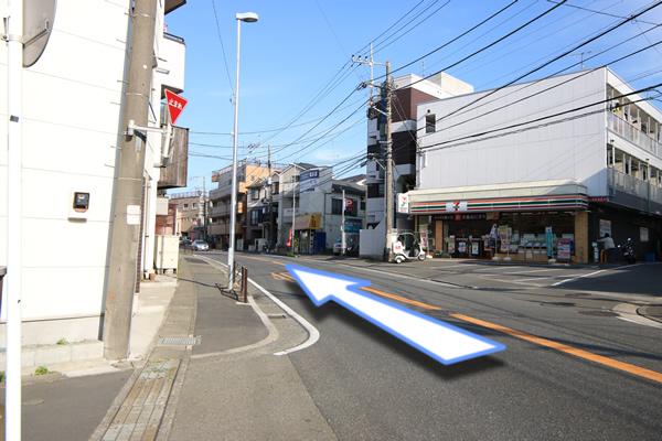 セブンイレブン梶ケ谷大塚店